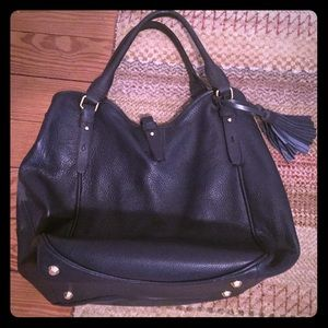 NWT Jcrew Hayden Hobo in Navy